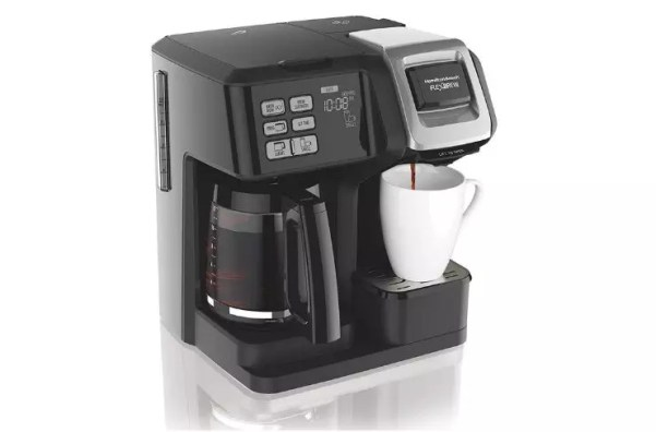 Hamilton Beach FlexBrew 2-way