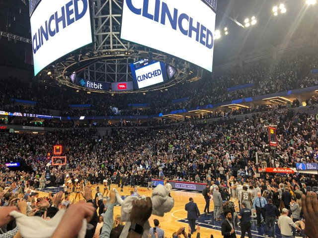 After an Epic Game, the Timberwolves are Headed to the Playoffs -  Mpls.St.Paul Magazine