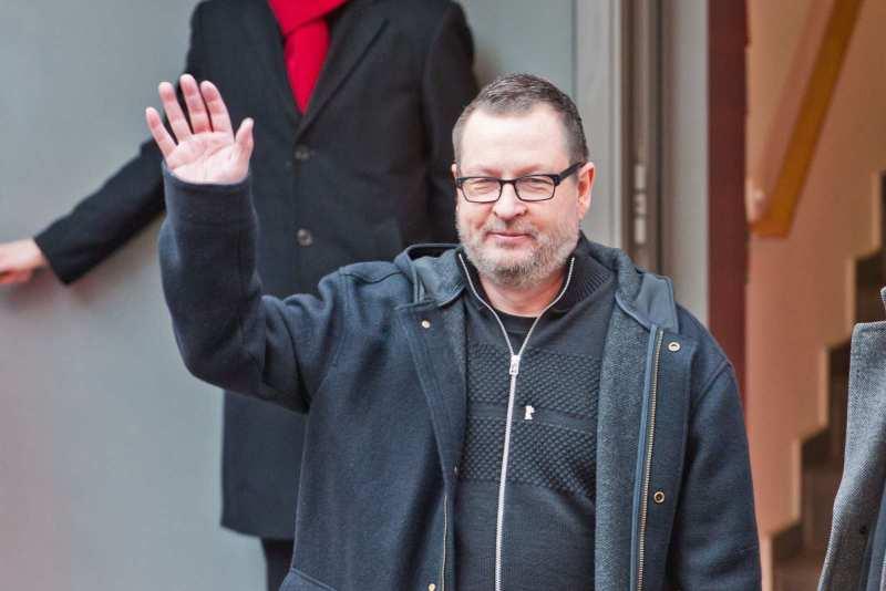 Director Lars von Trier