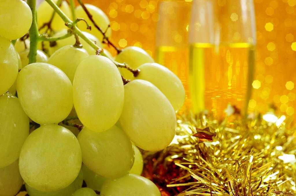 ispanya yeni yıl üzüm