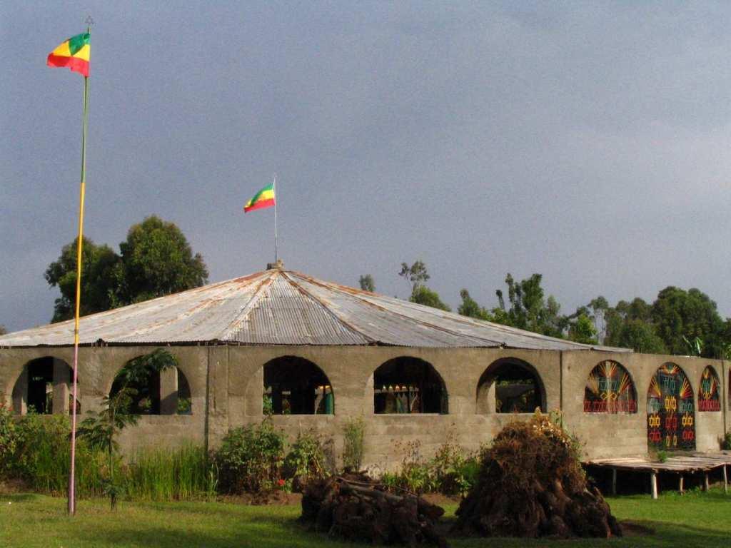 Rastafari Kilise, Shashamane