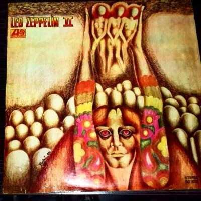 Led Zeppelin II play kapağı betül dengili atlı