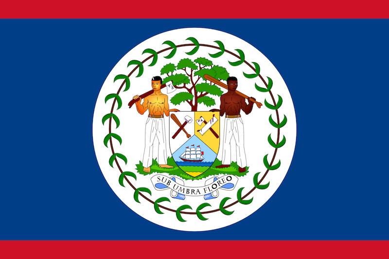 Belize Bayrağı