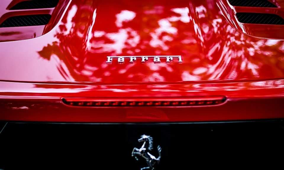 Ferrari 458 Ferrari Red Spider