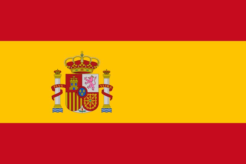 ispanya bayrağı