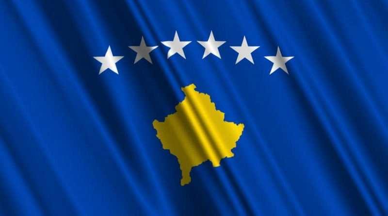 kosova bayrağı