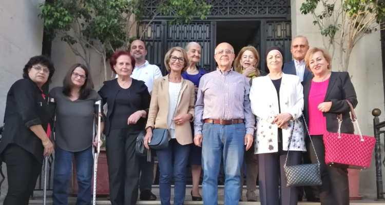 """""""الهيئات النسائية الموحدة"""" في الشمال تعرض إقتراحاً ومشروعيْن على بلدية طرابلس"""