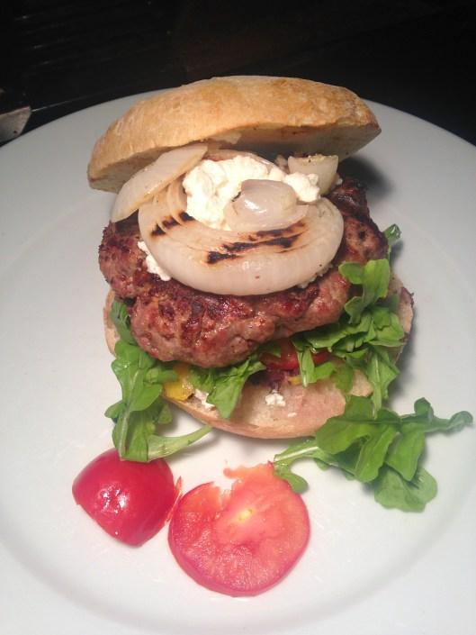lamb burger 1