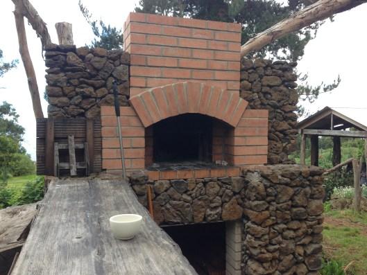 wood oven 1