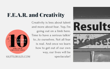 the link between fear and creativity