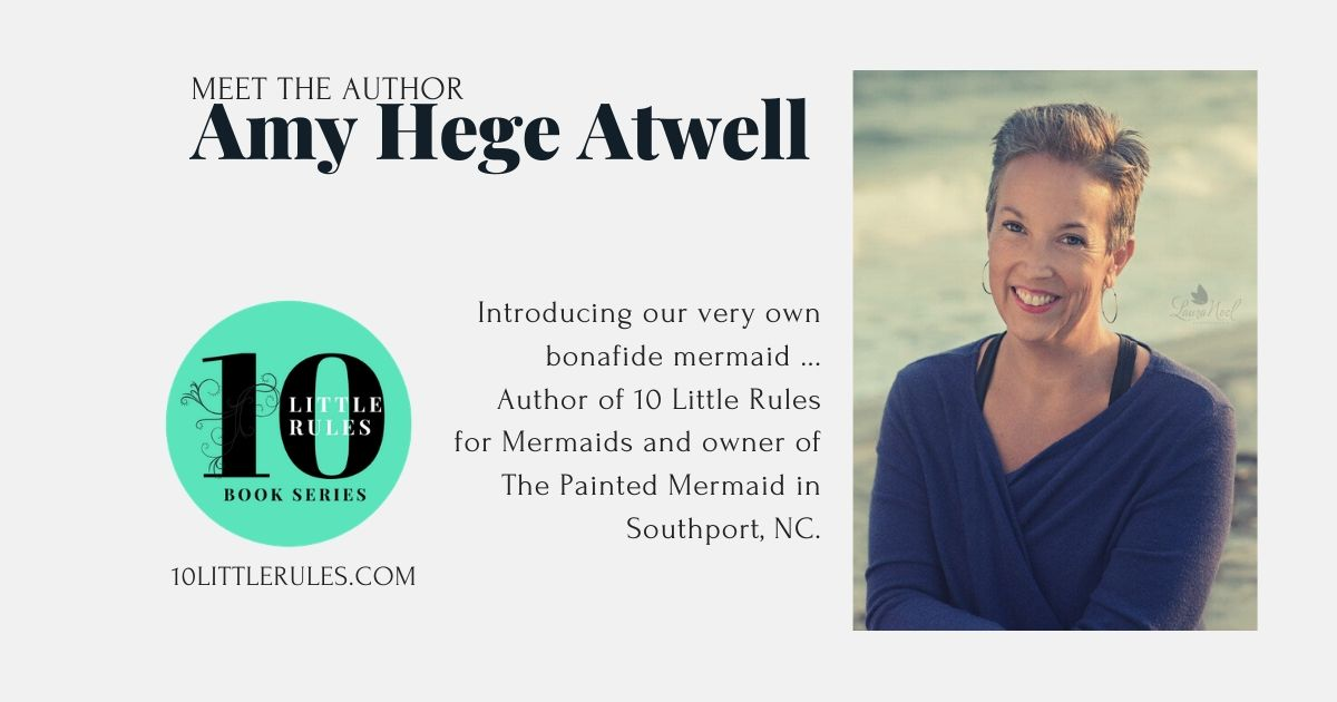 Meet the Author – Amy Hege Atwell