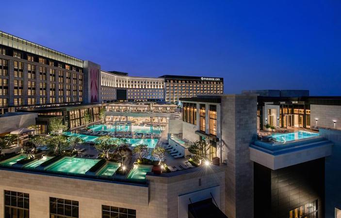 Paradise City Resort   Jung-gu, Incheon