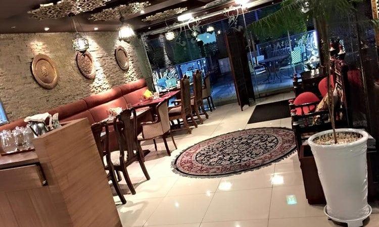 Saffron Arabic Restaurant | Jung-gu, Seoul