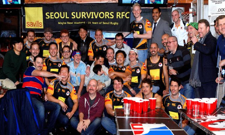 Seoul Survivors Rugby Football Club