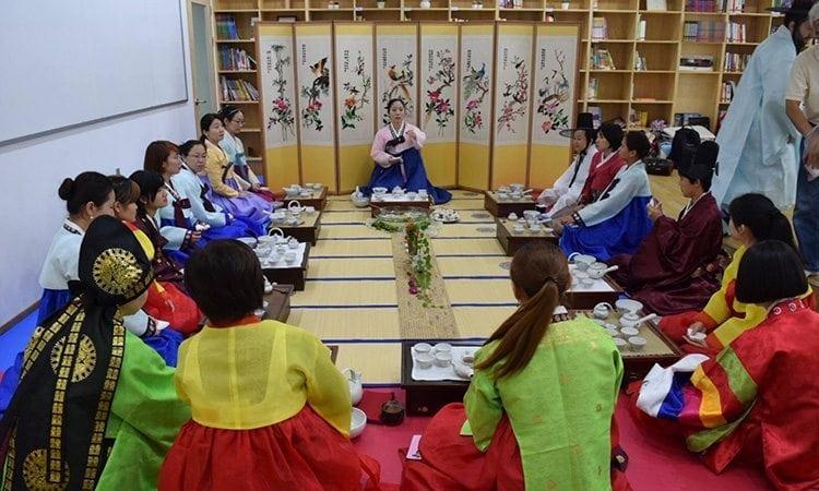 Geumcheon Global Village Centre