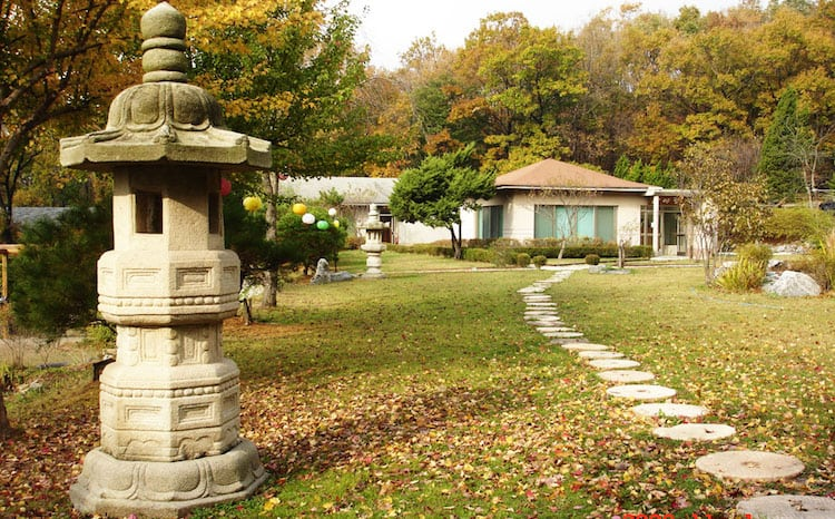 Lotus Lantern International Meditation Center | Ganghwa-gun, Incheon