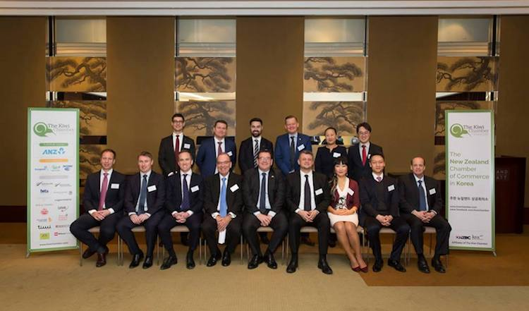 The New Zealand Chamber Of Commerce in Korea | The Kiwi Chamber