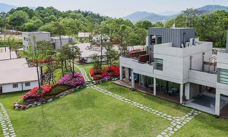 The Stone Hill | Yangpyeong, Gyeonggi-Do