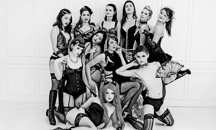 White Lies Burlesque Revue | WLBR