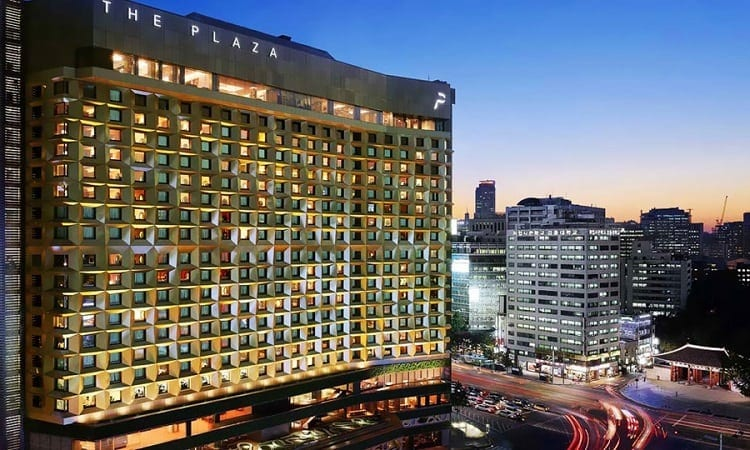 The PLAZA Seoul | Jung-gu, Seoul