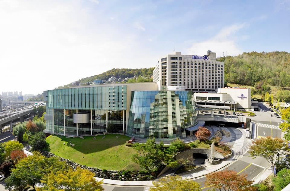 Grand Hilton Hotel Seoul | Seodaemun-gu, Seoul