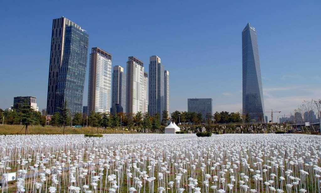 Songdo Central Park | Yeonsu-gu, Incheon