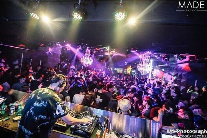 Club MADE | Yongsan-gu, Seoul