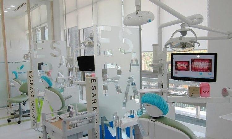 ESarang Dental Clinic   Mapo-Gu, Seoul