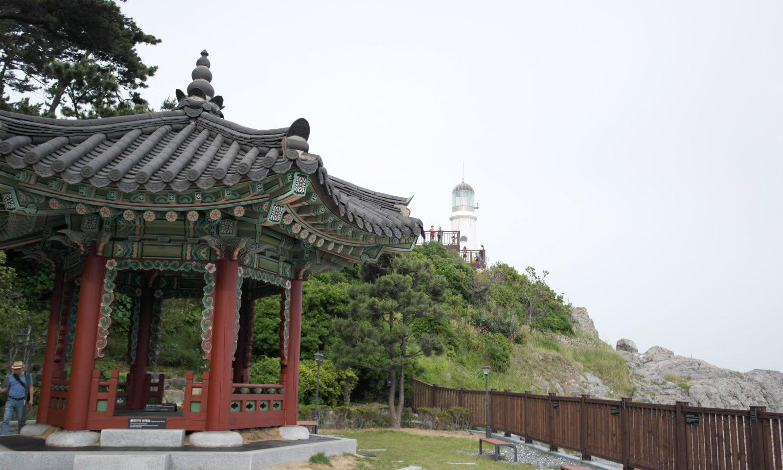 Haeundae Dongbaekseom Island | Haeundae-gu, Busan