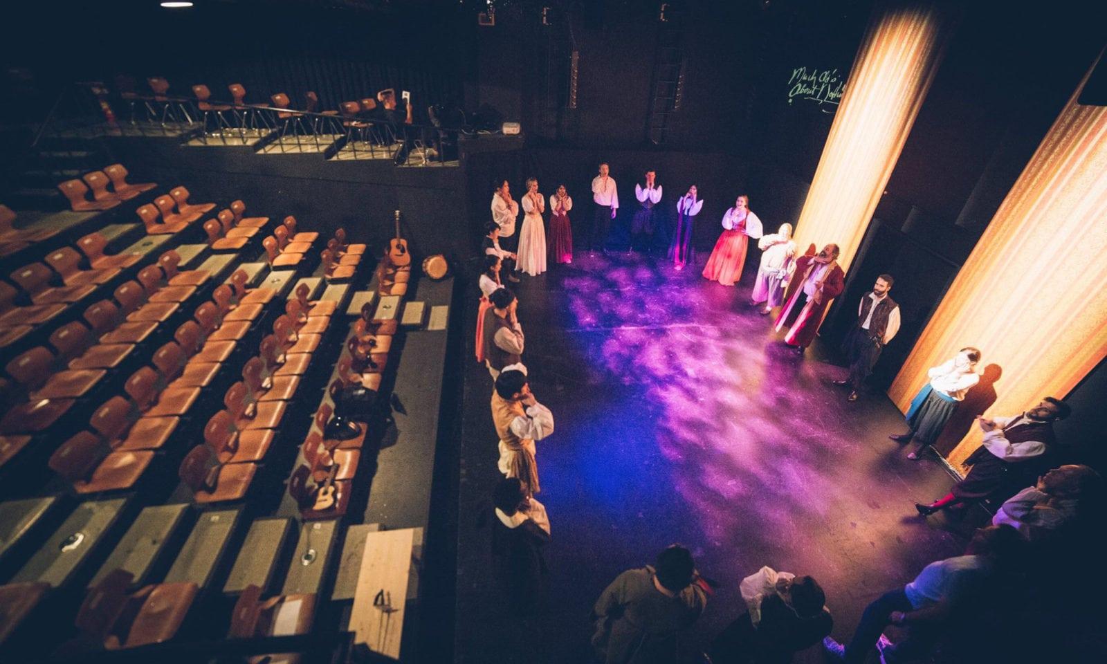 Egg and Nucleus Theatre | Jongno-gu, Seoul