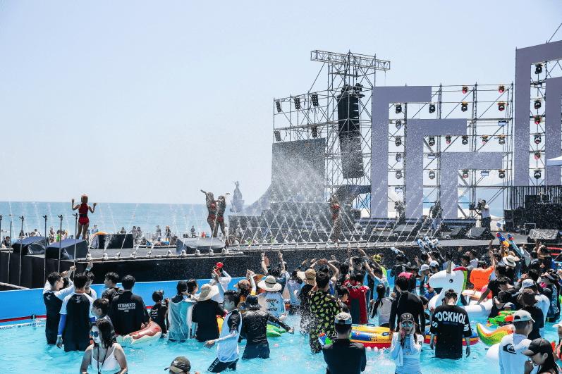 Busan Sea Festival 2019 | Haeundae-gu, Busan