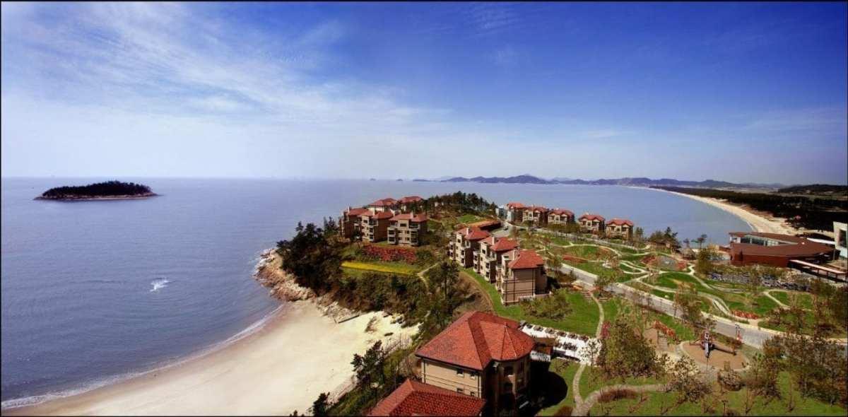 resorts in korea jeolla beach resort