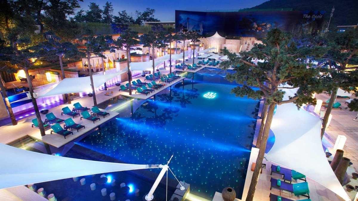 resorts in korea banyan tree resort and spa