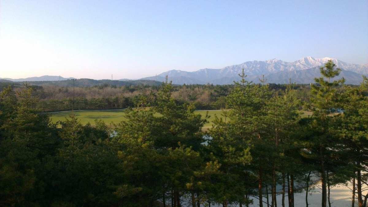 resorts in korea pineridge resort spa korea