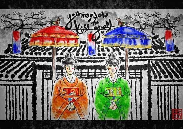 Artwork by Heezy Yang