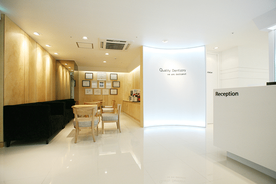 English speaking Dentists in Seoul, Korea us dental tufts