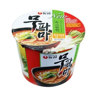 Mupama 무파마 korean ramen guide