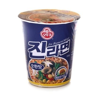 Jin Ramen 진라면 korean ramen guide