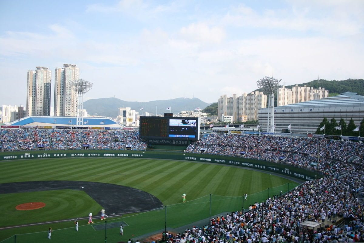 top reasons to visit Busan Sajik Stadium