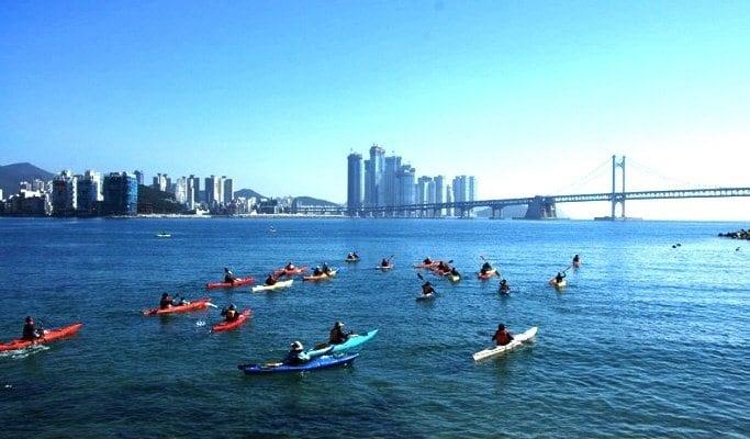 The 9 Best Busan Beach Activities To Do This Summer gwangalli-ocean-leports-center
