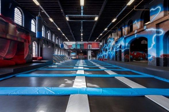South Korea to Get First 'American Ninja Warrior' Recreation Park