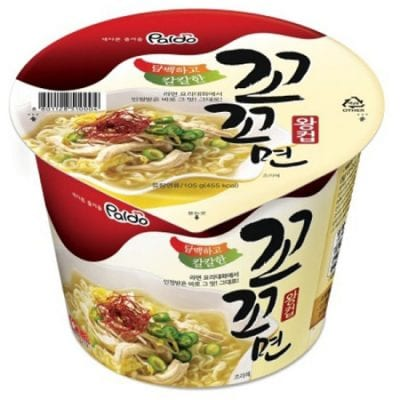 KKokkomyeon 꼬꼬면 korean ramen guide