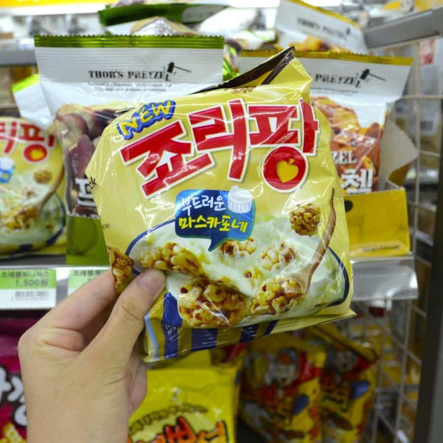 korean convenience stores jolly pong