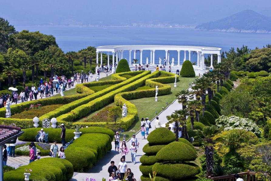 Best Places In Geoje Oedo Botania