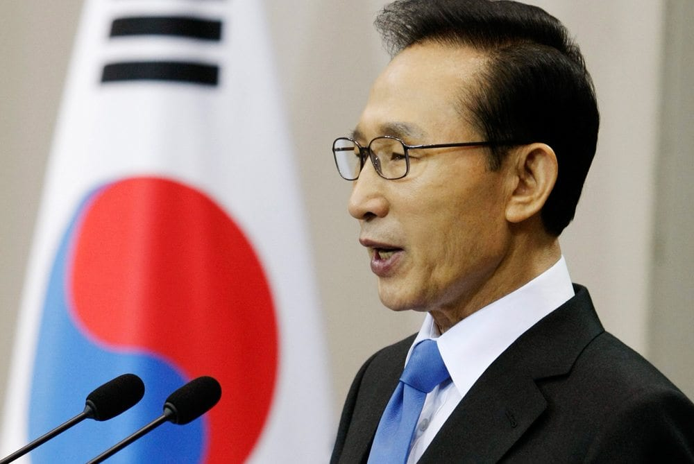 Korea and Climate Change, President Lee Myung-bak