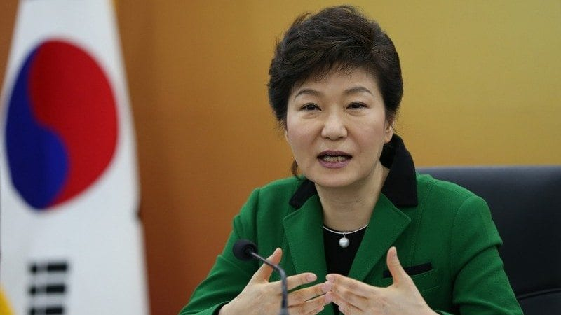Korea and Climate Change, Park Geun-hye