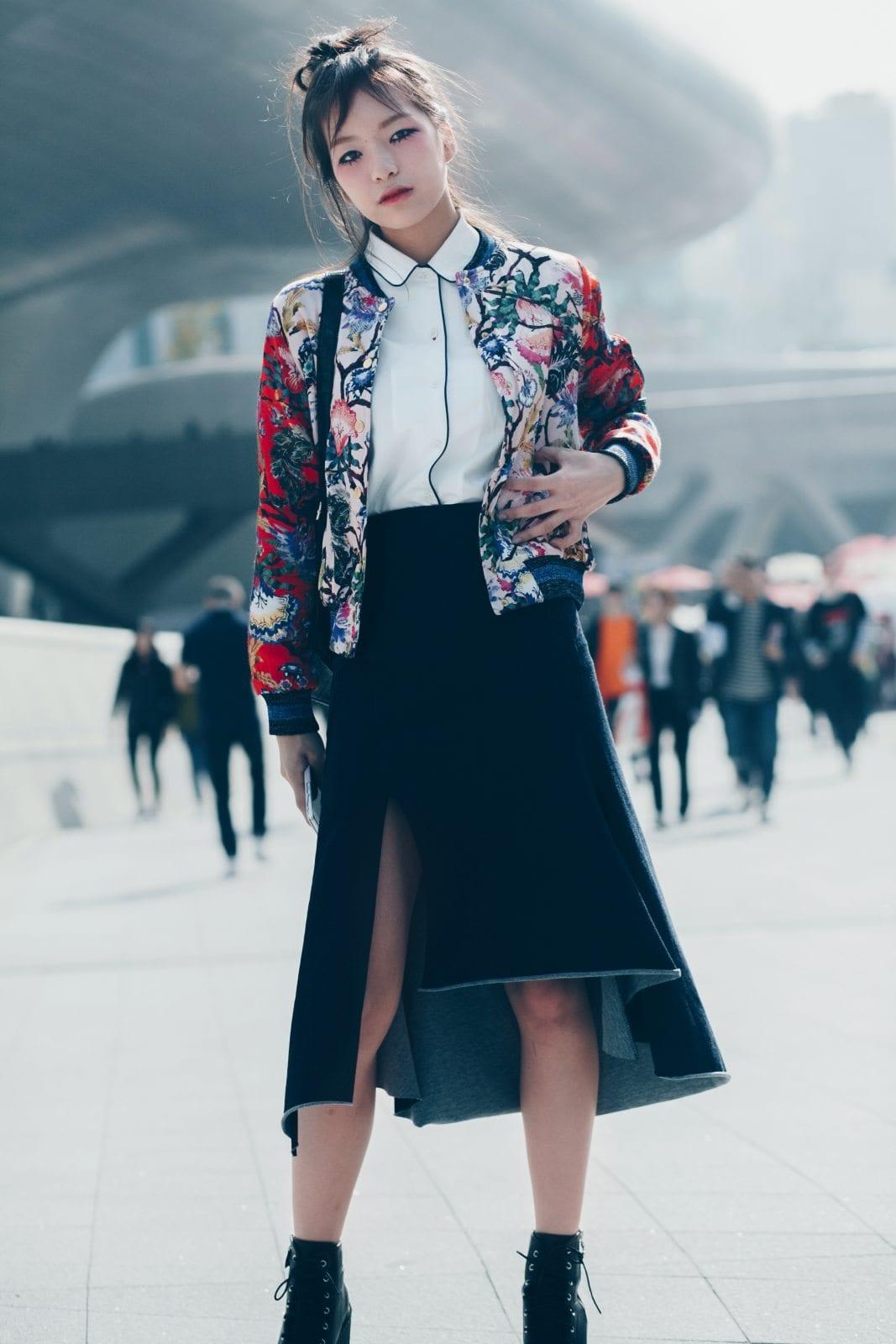 Seoul Fashion Week Shows Off Unique Styles 10 Magazine Korea
