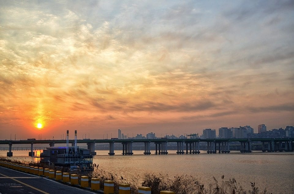 Study Abroad in South Korea travel