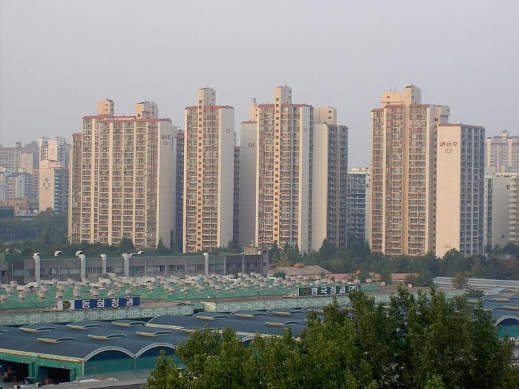 Preparing To Move To Korea accomodation
