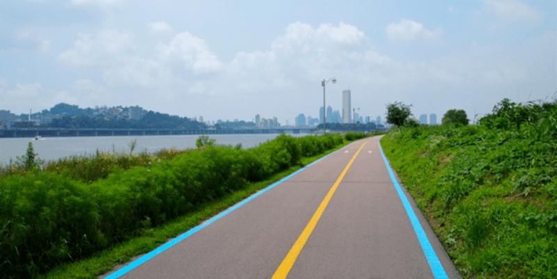cycling-in-seoul